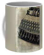 World War II Enigma Secret Code Machine Coffee Mug
