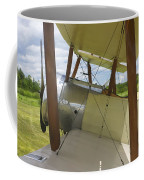 World War One Classic 1916 Sopwith Pup Biplane Coffee Mug