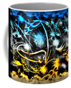 Worlds Collide Coffee Mug
