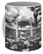 Worlds Fair Park In Knoxville - Infrared Coffee Mug