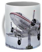 World's Largest Weather Vane Coffee Mug
