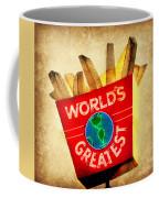 World's Greatest Fries Coffee Mug