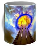 Wormhole Generator 2 Coffee Mug