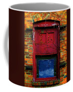 Wormhole Window Coffee Mug