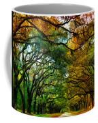 Wormsloe Plantation Coffee Mug