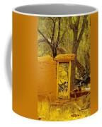Worn And Weathered Coffee Mug by Jeff Swan