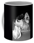 Worn Coffee Mug by Marcia Colelli