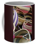 Woven Baskets Coffee Mug