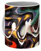 Woven Through 2 Coffee Mug