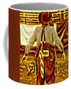 Wrangler Clown Coffee Mug