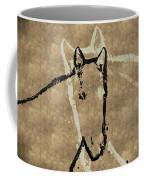 Wrapped Around Your Neck Coffee Mug