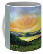 Wrapped In Light Coffee Mug