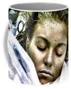 Wrapped In Plastic Coffee Mug