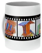 Wreckage Strip Coffee Mug