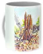 Wrecking Ball Coffee Mug