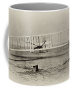 Wright Brothers - First In Flight Coffee Mug