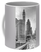 Wrigley And Tribune Coffee Mug