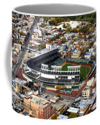 Wrigley Field Chicago Sports 01 Coffee Mug