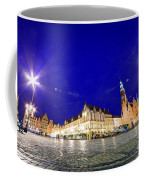 Wroclaw Poland Historical Market Square And The Town Hall Coffee Mug