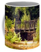 Wrought Iron Bridge Coffee Mug