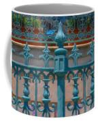 Wrought Iron Fence Coffee Mug