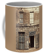 Wrought Iron Gates Coffee Mug