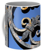 Wrought Iron Coffee Mug