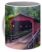 Wv Covered Bridge Coffee Mug