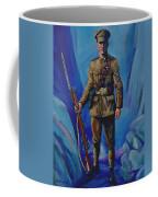 Ww 1 Soldier Coffee Mug