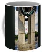 Ww I I Memorial Vintage Coffee Mug