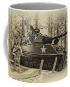 Ww II Battle Of The Bulge 02 Coffee Mug