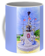 Ww II Submarine Memorial Coffee Mug