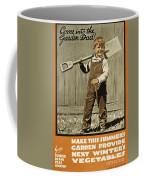 Wwi Farming C1915 Coffee Mug