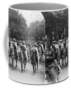 Wwi Moroccan Troops Coffee Mug