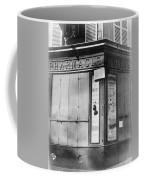 Wwi Paris, C1914 Coffee Mug