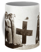 Wwi Refugees, 1914 Coffee Mug