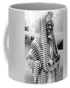 Wwii Fighters In Africa Coffee Mug