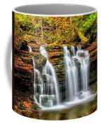 Wyandot Falls Ricketts Glen Coffee Mug