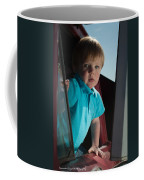 Wyatt Portrait 3 Coffee Mug
