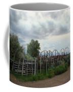 Wyoming Backroads 2 Coffee Mug