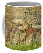 Wyoming Badlands Landscape Three Coffee Mug