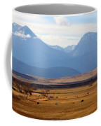 Wyoming Beauty Two Coffee Mug
