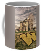 Wyoming Capitol Building Coffee Mug
