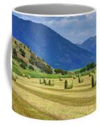 Wyoming Mountain Hay Farm Coffee Mug