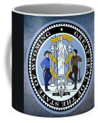 Wyoming State Seal Coffee Mug