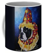 Wyze Clown Coffee Mug