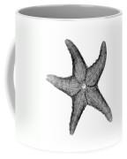 X-ray Of Starfish Coffee Mug