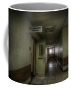 X Ray Waiting Room. Coffee Mug