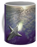 X34 Aircraft Coffee Mug