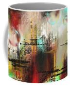 Xanadoo Coffee Mug by Francoise Dugourd-Caput